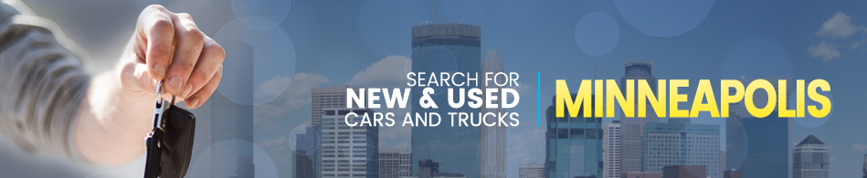 New & Used Vehicles for Sale in Minneapolis, MN | FindCars.com