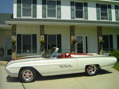 1963 Ford Thunderbird, $15999. Photo 1
