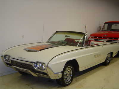 1963 Ford Thunderbird, $15999. Photo 8