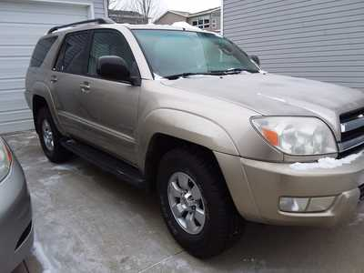 2005 Toyota 4Runner, $4800. Photo 3