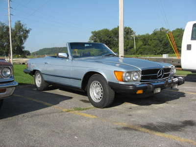 1978 Mercedes-Benz SL-Class, $11995. Photo 1