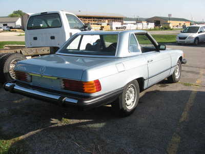 1978 Mercedes-Benz SL-Class, $11995. Photo 3
