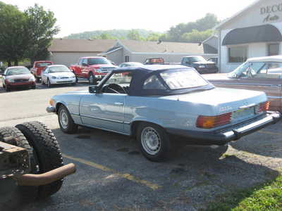 1978 Mercedes-Benz SL-Class, $11995. Photo 4