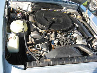 1978 Mercedes-Benz SL-Class, $11995. Photo 6