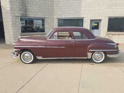 1949 Chrysler Windsor, $. Photo 1