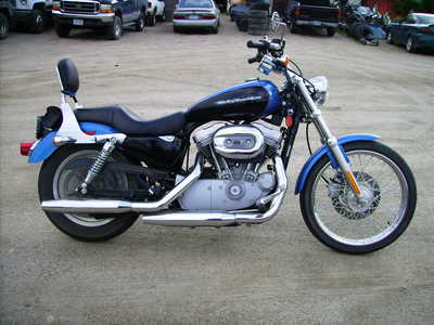 2004 Harley Davidson Sportster, $5500. Photo 1