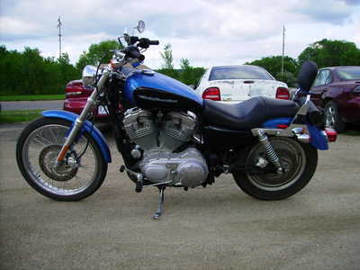 2004 Harley Davidson Sportster, $5500. Photo 2