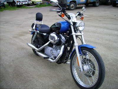 2004 Harley Davidson Sportster, $5500. Photo 3