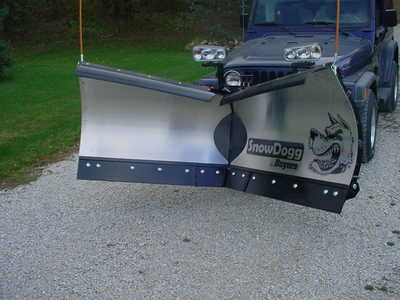 2016 Other Snow Plow, $5100. Photo b