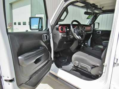 2020 Jeep Wrangler Unlimited, $54999. Photo 10