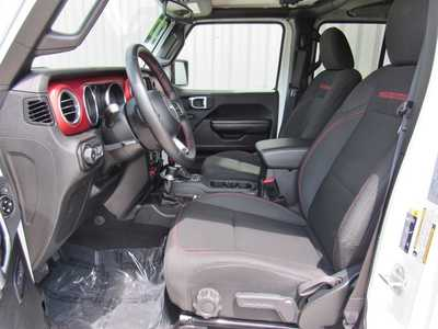 2020 Jeep Wrangler Unlimited, $54999. Photo 12