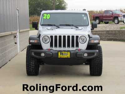 2020 Jeep Wrangler Unlimited, $54999. Photo 4