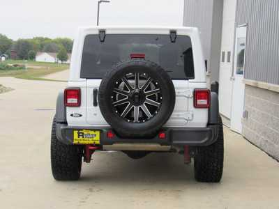 2020 Jeep Wrangler Unlimited, $54999. Photo 5
