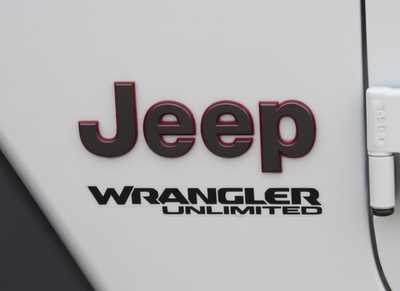 2020 Jeep Wrangler Unlimited, $54999. Photo 7