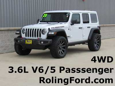 2020 Jeep Wrangler Unlimited, $54999. Photo 1