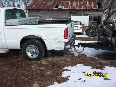 2005 Ford F250 Ext Cab, $4950. Photo 3