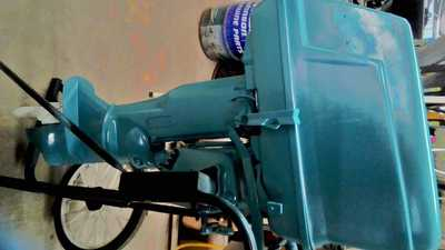 1960 Evinrude Sportwin 10, $325. Photo 2