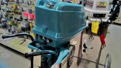 1960 Evinrude Sportwin 10, $325. Photo 1