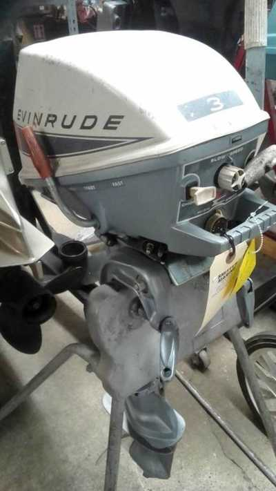 1968 Evinrude E01891, $695. Photo 1